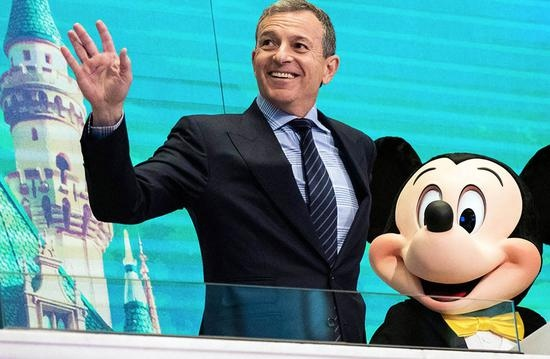 迪士尼董事长减持股份套现近亿美元