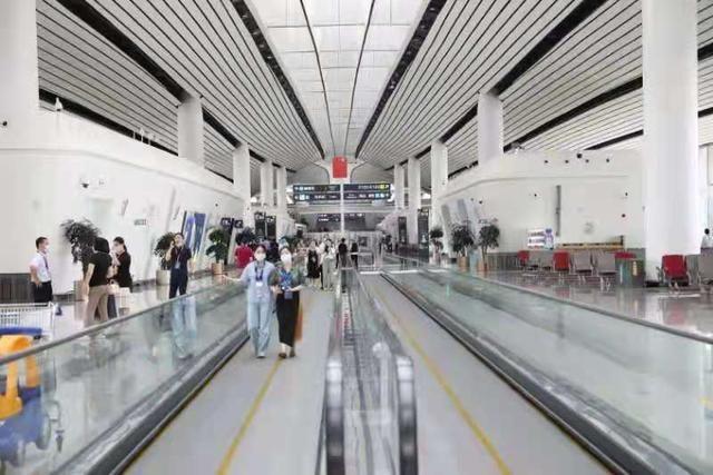 大兴机场航站楼E指廊将改用于保障国内航班