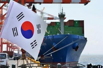 韩国8月前10天出口同比增长46%